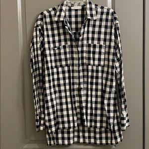 Abercrombie and Fitch buttondown.  Size S